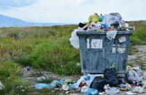 Afvalcontainer huren voor de grote lenteschoonmaak